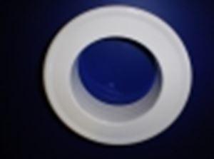 Obrazek Rozeta maskująca biała (od 85 mm - 150 mm)
