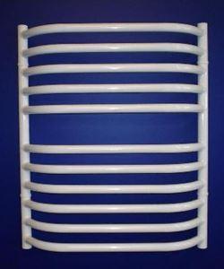 Obrazek Grzejnik miedziany MGŁ A2 biały