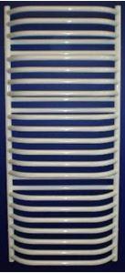 Obrazek Grzejnik miedziany MGŁ A4 biały