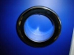 Obrazek Rozeta maskująca chromowana (od 85 mm do 150 mm)